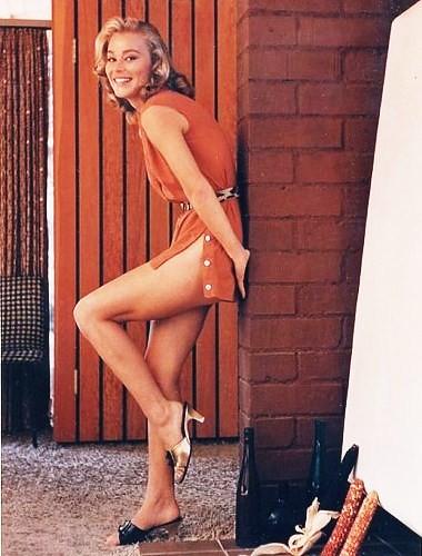Abby nackt Dalton Nudity in