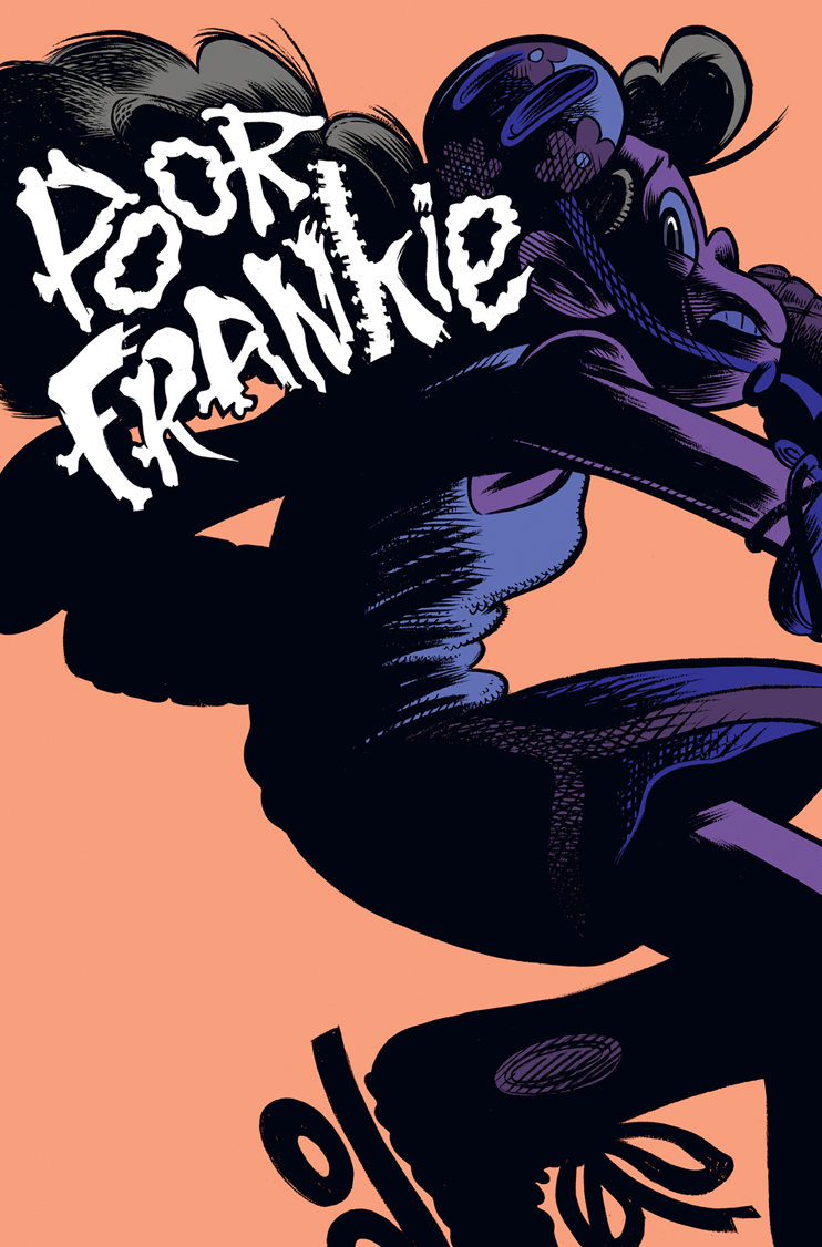 POOR FRANKIE cover