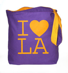 bag purple ilovela front (PurplenGoldLA) Tags: lakers staplescenter losangeleslakers ilovela ilovelosangeles lakergame bostonsucks celticssuck wewanttacos lakershirt lakershirts lakertotebags lakergear lakerpics llalakers lakersimages lakerpictures youcantbeatus youcantbeatthelakers