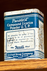 Compound Licorice Powder