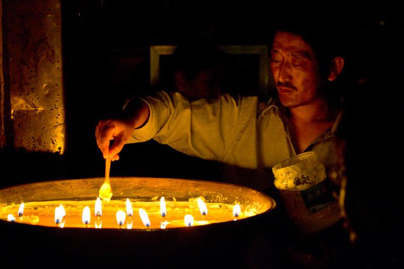 Tibetan Worship