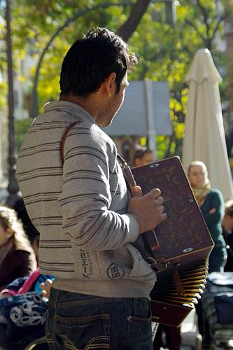 street-musician-valencia