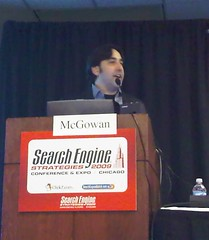 Jonathan Mendez at SES Chicago 2009