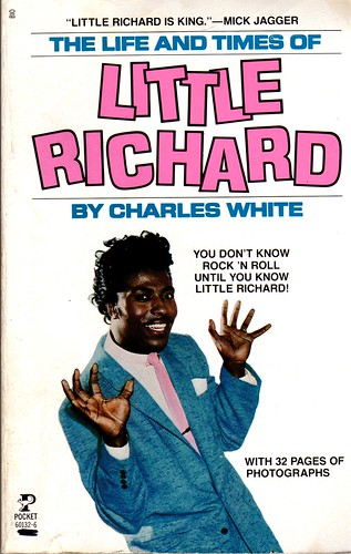 Little Richard by Charles White