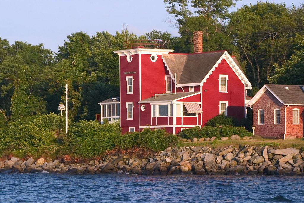 Conanicut Lighthouse, Rhode Island