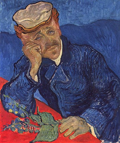 Van Gogh-Portrait of Dr Gachet
