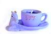 Candle&horse (REINUA) Tags: china blue red white color texture cup ahead sign horizontal handle golden ceramics break candle image symbol drawing large potter objects ears clay frame mug backgrounds pottery match iloveyou isolated saucer foreground rosin agift asouvenir ahorse aheart aninscription
