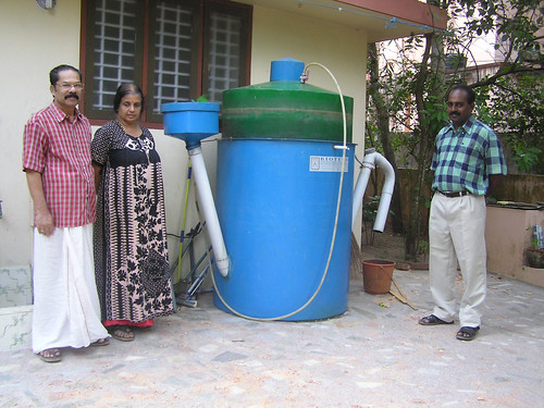 Biotech: 2007 Ashden Award Winner (Portable Household Biogas Plant ... Part 16