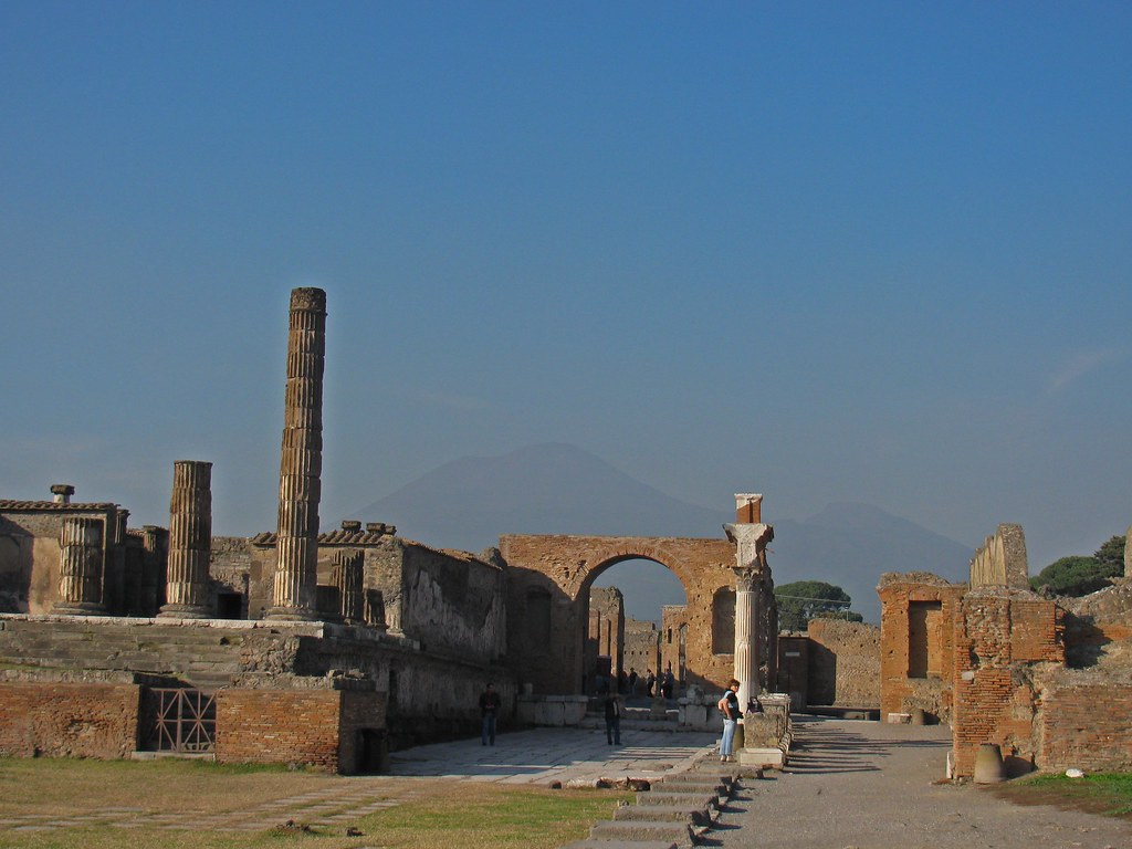 pompeiivesuvias