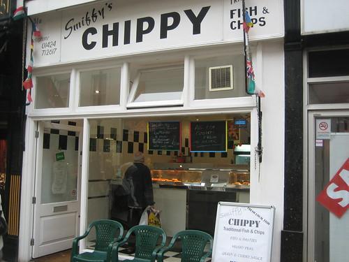 Smiffy's Chippy