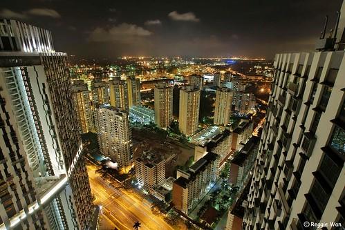 Tallest HDB flat in Singapore #2.