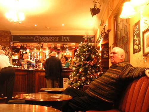 English pub