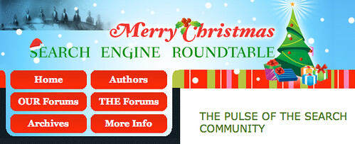 Christmas Theme 2009 at SERoundtable.com