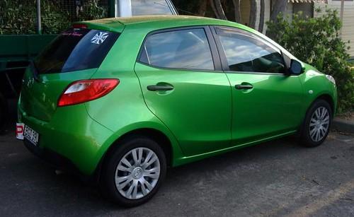 Mazda2, Australian version