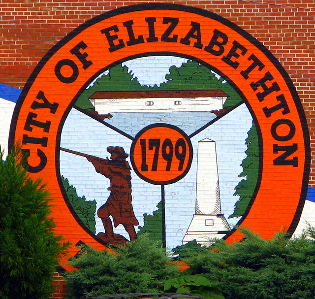 City of Elizabethton, TN logo