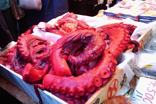 Octopus Japanese Style (酢ダコ)