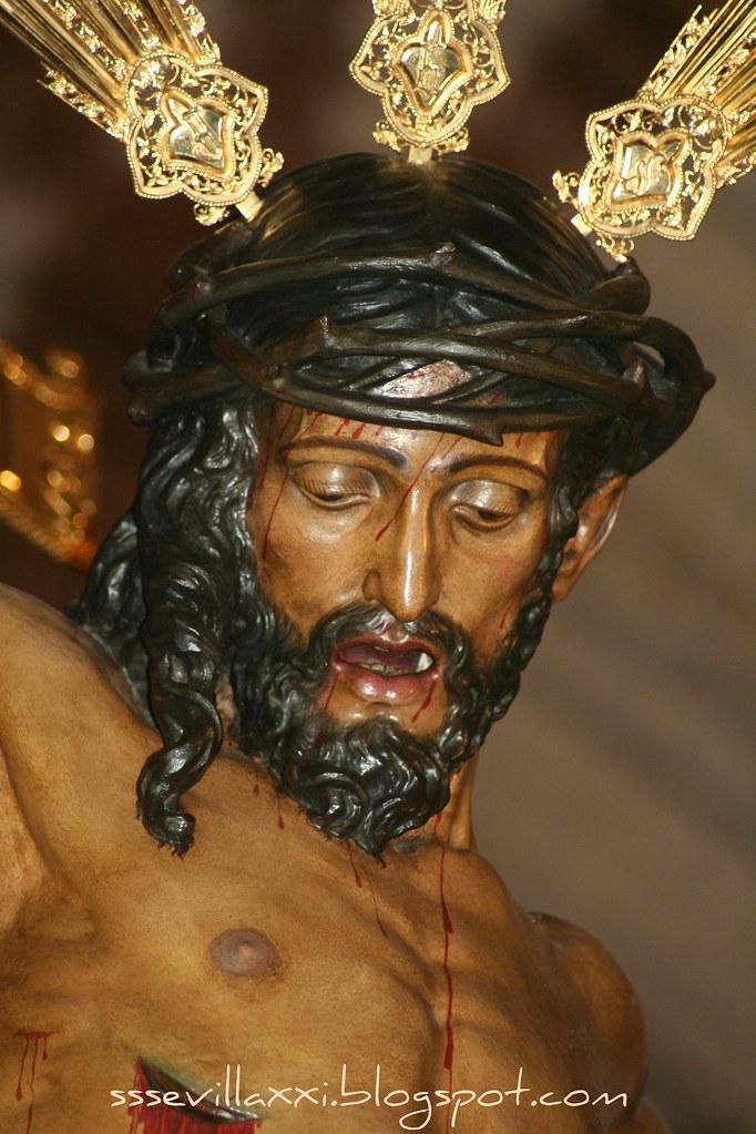 Santísimo Cristo de la Sagrada Lanzada. Miércoles Santo 2009