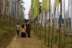 On Way to Rinchenpong Monastery (Maulindu Chatterjee) Tags: india rinchenpong westsikkim kaluk easternhimalayas