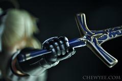 White Knight (Chewyee!) Tags: whiteknight fatestaynight caliburn