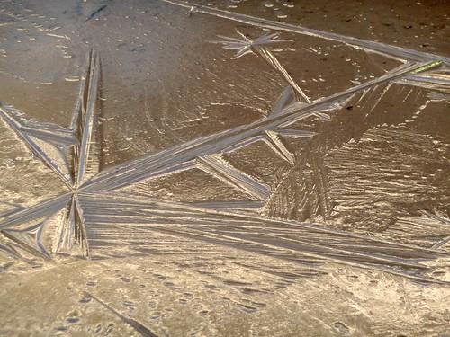 Muddy Ice
