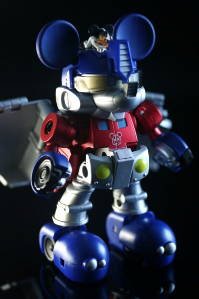 Transformer Mickey Mouse
