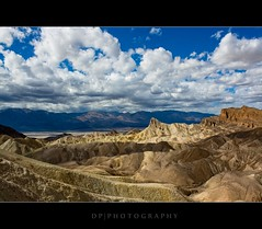Zabriskie Point, Death Valley California @ 18mm (DP|Photography) Tags: zabriskiepoint borax furnacecreek deathvalleynationalpark deathvalleycalifornia manlybeacon amargosarange debashispradhan dpphotography dp|photography houstontranquilitybaseheretheeaglehaslanded