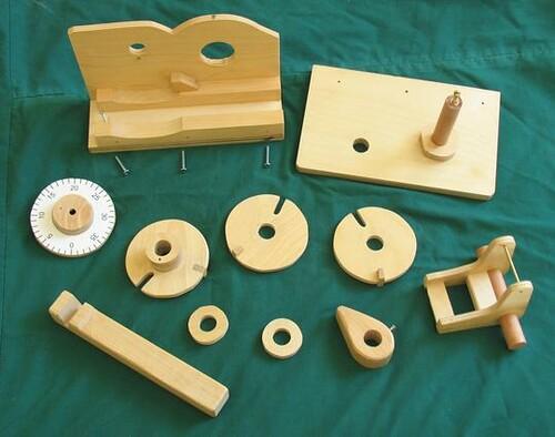 lock_parts por Electrónica Pascual.