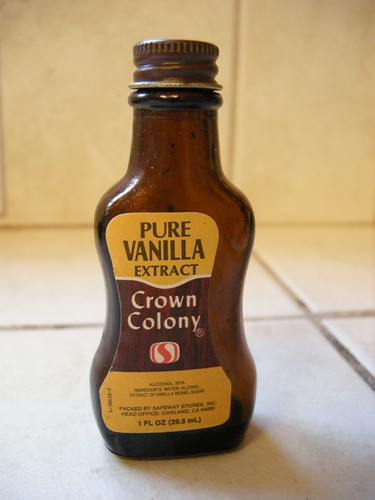Packaging Whore: Vanilla Extract Throwback