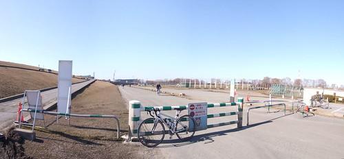 戸田橋付近
