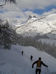Trail Blanc 2010 - Serre Chevalier