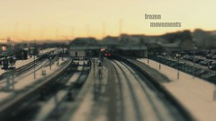 frozen movements (Matt Pringle (aka Major P)) Tags: winter music snow cold ice train this scotland frozen video edinburgh stirling freeze hd tryad hv20 mattpringle