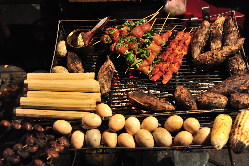 Sa Pa style BBQ by jasewong, on Flickr