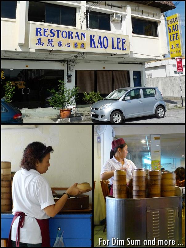 Kao Lee Restaurant @ Ipoh Garden