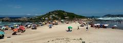 mar e rio (alvez) Tags: reveillon summer brazil sun sol praia beach brasil playa verano brazilian galera garopaba ferrugem brasileiro sul guarda calor guardadoembau verao