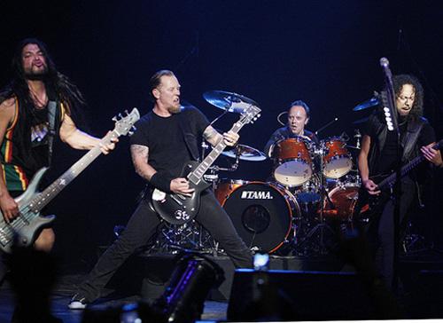 Video Concierto Metallica en Lima Peru Sorteo Precios Entradas Informacion