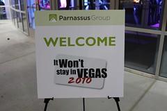 It Won't Stay in Vegas Party