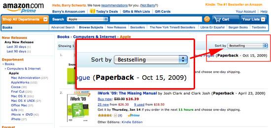 Amazon Cloaking?