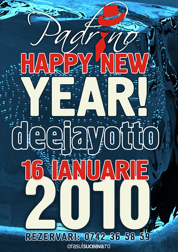16 Ianuarie 2010 » Deejayotto