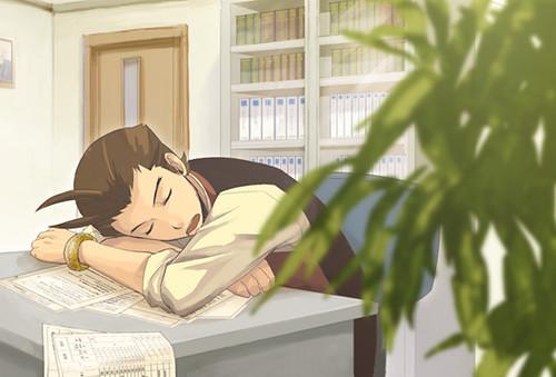 apollo sleeping