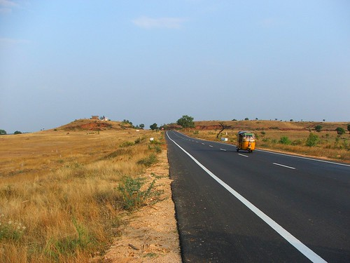 Bidar - On the way back to hyderabad