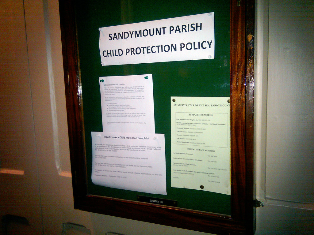 child protection in irish churches