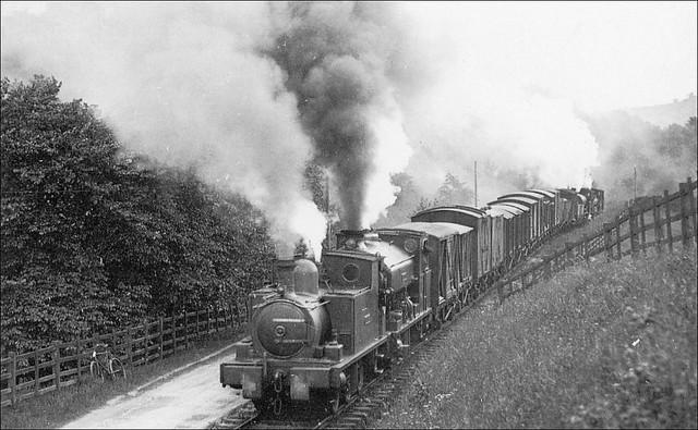 Goyden Pot tunnel/Nidd Valley railway 4281422400_c016a6c28c_z