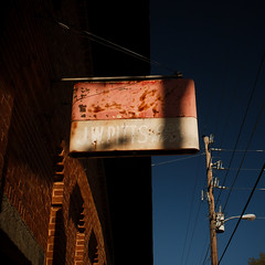 J.W. Pitts (shiphome) Tags: americana thesouth oldbuilding smalltown ghostsign newtoncounty teamshipaway newbornga firstsaturdayinnovember fadedcocacola