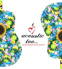 i love acoustic too digipak