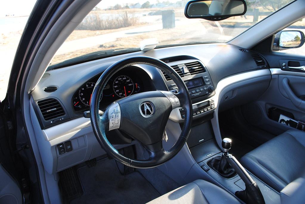 F S 2004 Acura Tsx 6 Speed Non Navi Acurazine Acura
