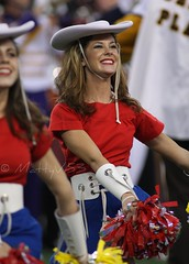Kilgore Rangerette - 2010 Cotton Bowl (MattyV53) Tags: college sports smile cowboys arlington football action ole osu cheer cheerleader sec olemiss rebels cottonbowl collegefootball kilgore oklahomastate big12 arlingtontexas olemissrebels cfb secfootball oklahomastatecowboys olemissfootball cowboysstadium big12football rangerette oklahomastatefootball matthewvisinsky mattyv53 mattvisinsky 2010cottonbowl kilgorerangerette