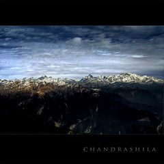 ~ Bedazzled by the Himalaya...at Chandrashila (CoSurvivor) Tags: uttaranchal himalaya hdr himalayas nandadevi uttarakhand tungnath chopta chandrashila cosurvivor kedarnathwildlifesanctuary
