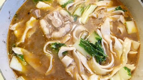 Homemade Niu Rou Mian
