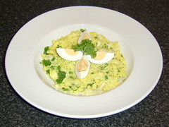 Kedgeree - The Scottish Curry