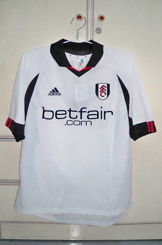 Fulham 2002-2003 Home S/S